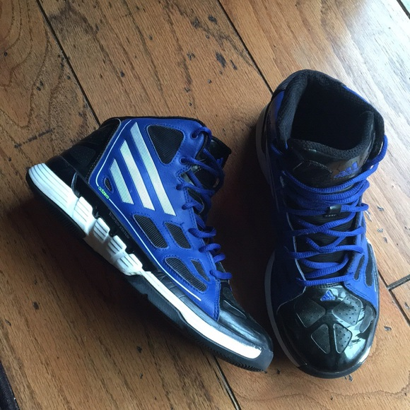 reputable site 37076 f3599 Adidas - adizero size 7 basketball sneakers